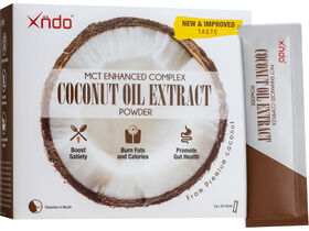 Coconut Oil Extract - MCT Enhanced Fat Burner