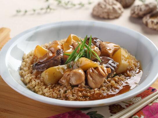 Teriyaki Chicken Zero™ Quinoa