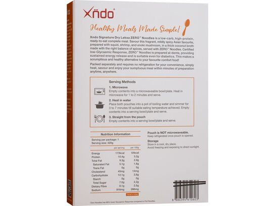 Signature Dry Laksa Zero™ Noodles