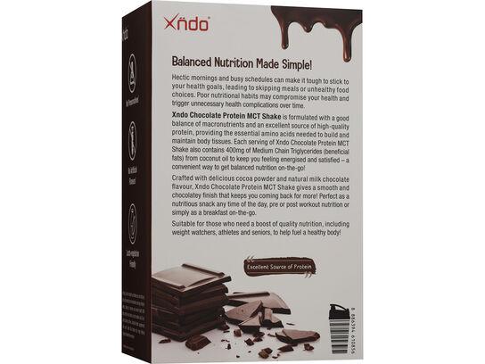 Protein MCT Shake Chocolate