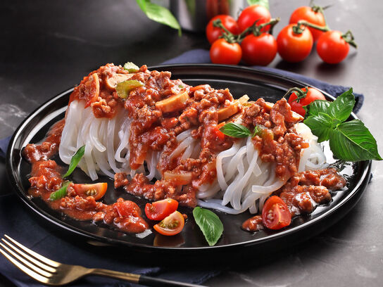 Italian Beef Bolognese Zero™ Pasta