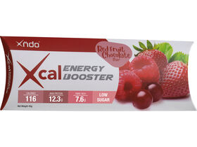 Xcal Energy Booster Red Fruit Chocolate Bar