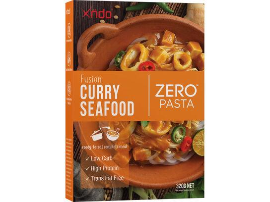 Fusion Curry Seafood Zero™ Pasta