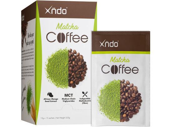 Matcha Coffee