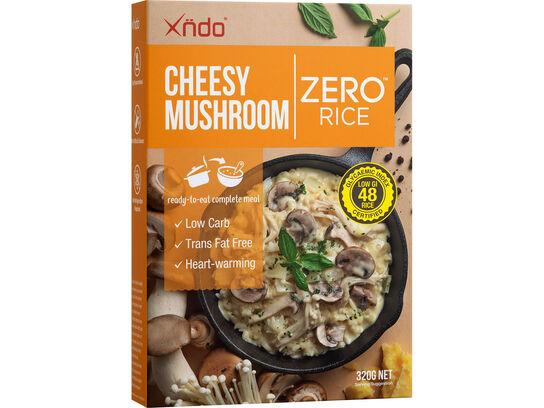 Cheesy Mushroom Zero™ Rice