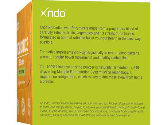 Probiotics 13 Strains with Enzymes Orange