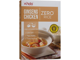 Ginseng Chicken Zero™ Rice