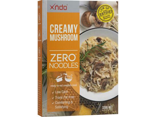Creamy Mushroom Zero™ Noodles