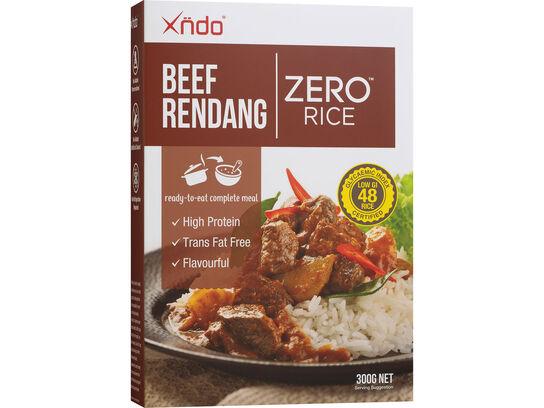 Beef Rendang Zero™ Rice