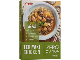 Teriyaki Chicken Zero™ Quinoa