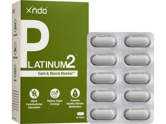 Platinum2™ Carb & Starch Blocker™