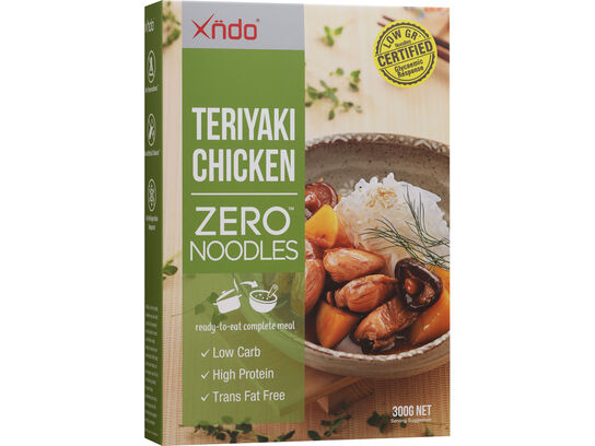 Teriyaki Chicken Zero™ Noodles
