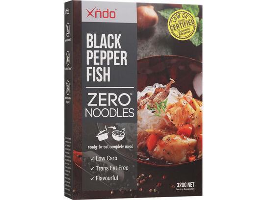 Black Pepper Fish Zero™ Noodles