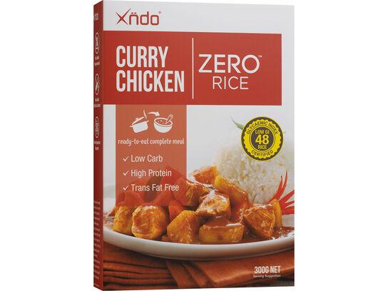 Curry Chicken Zero™ Rice